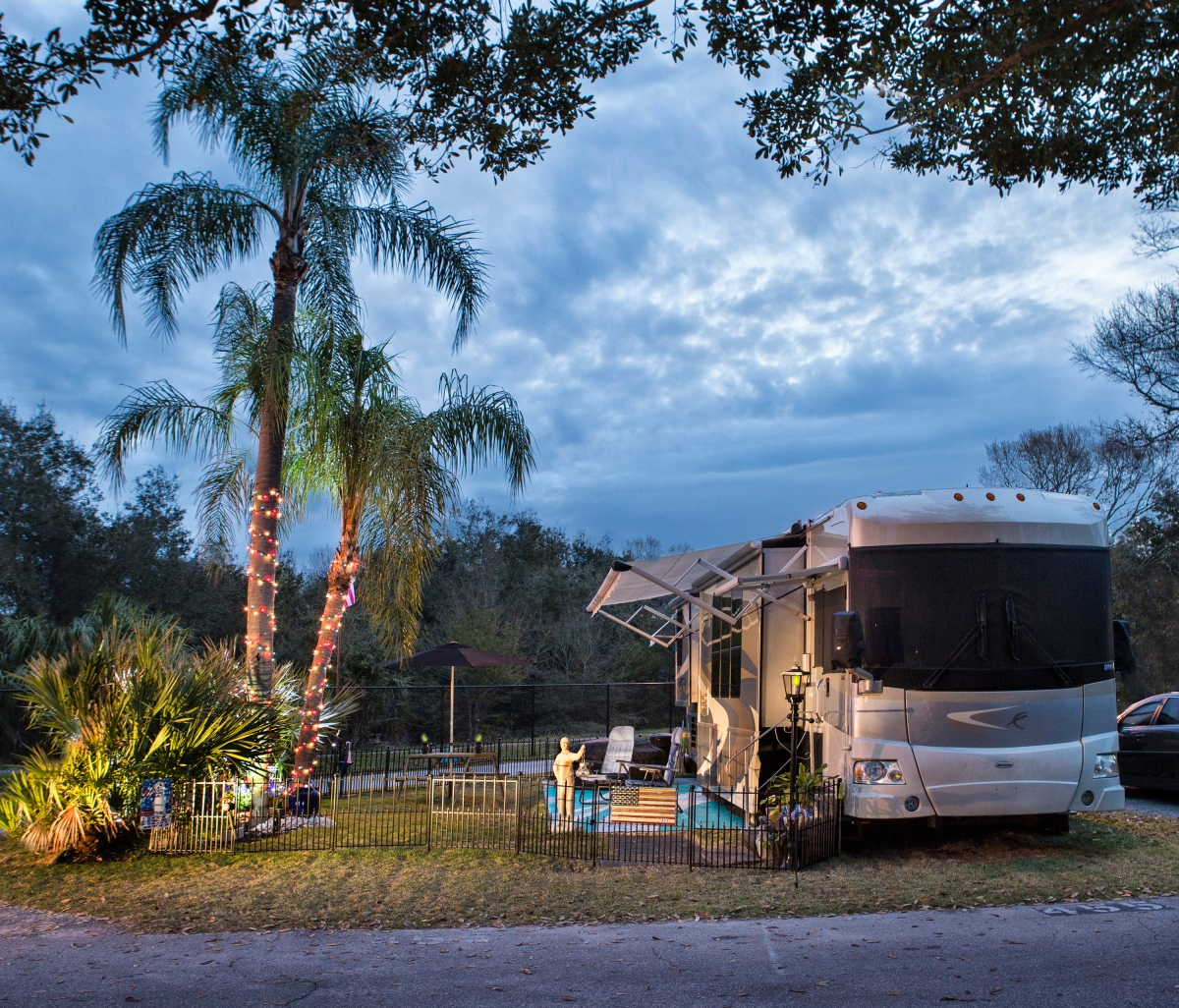 Roberts Mobile Home Rv Park