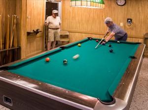Robert's Mobile Home & RV Resort Billiards